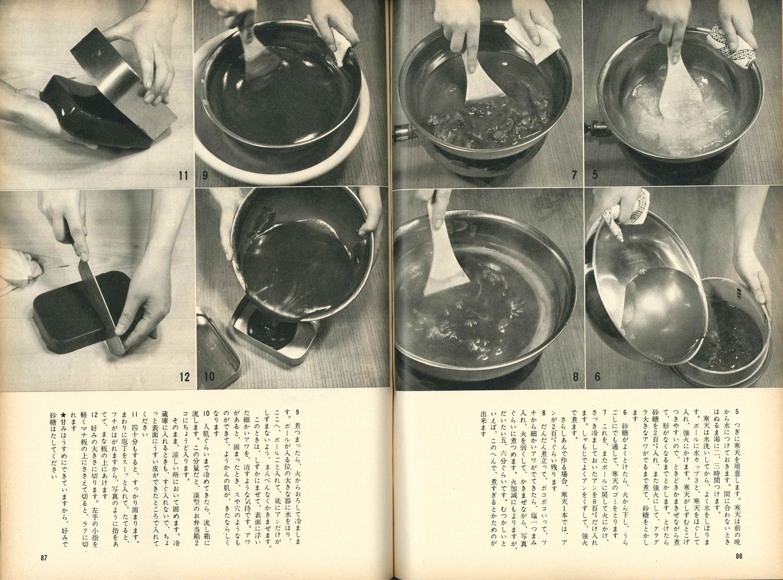 水ようかんレシピ2