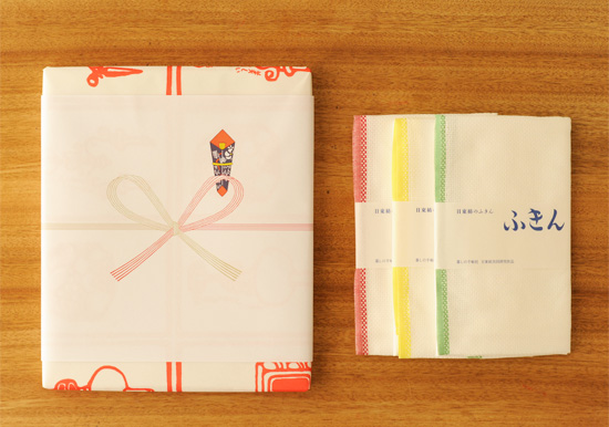 日東紡ふきん 包装