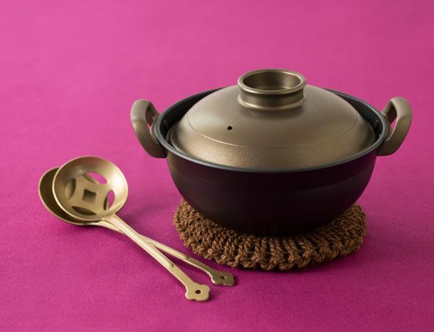 棕櫚の鍋敷き