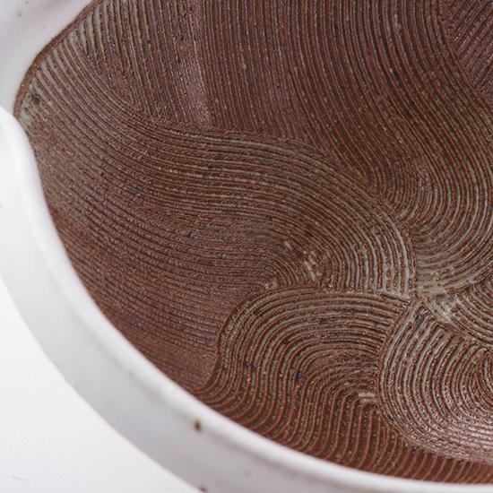 波紋のすり鉢 6寸