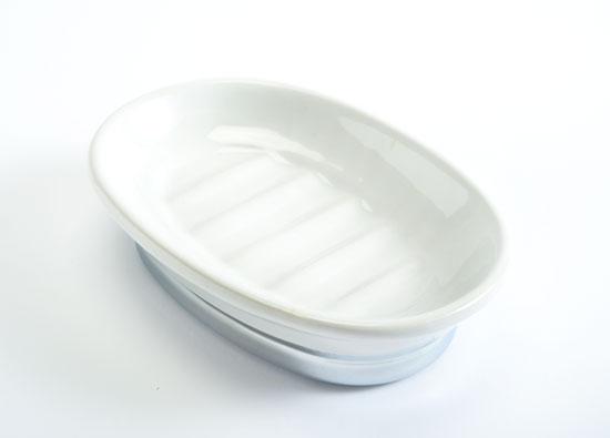 ソープディッシュ/歯ブラシスタンド
