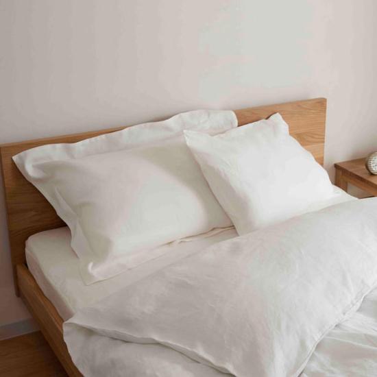 リネン枕カバー