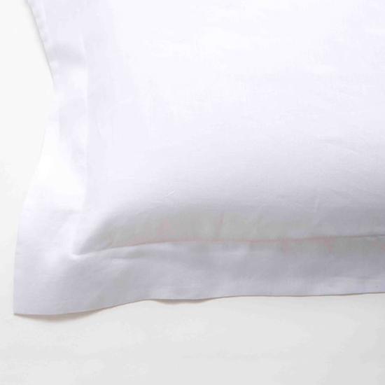 リネン枕カバー額縁式