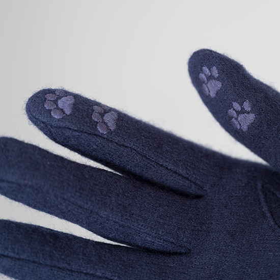 クラウス・ハーパニエミの手袋 ネコ