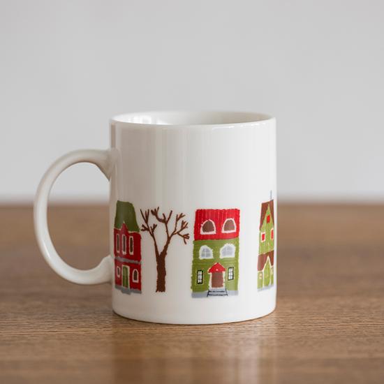 花森安治マグカップ ハウス