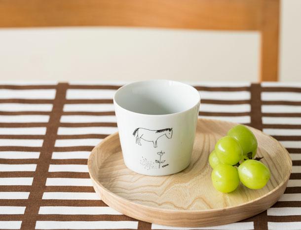 花森安治フリーカップ