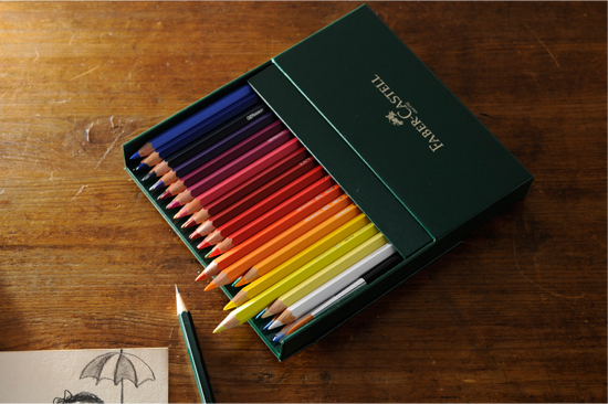 アルブレヒト・デューラー水彩色鉛筆