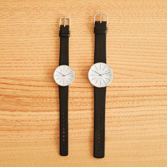 ヤコブセン腕時計バンカーズ