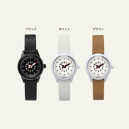 ふんぷんくろっく 腕時計 おとな用