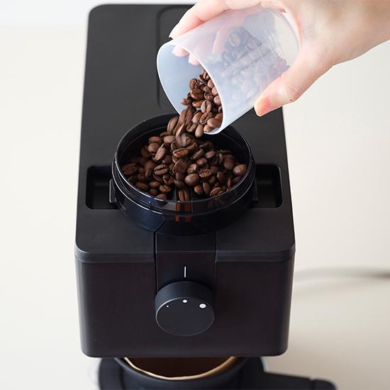 カフェ・バッハ監修のコーヒーメーカー