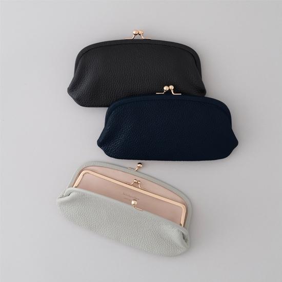 がま口財布 3種